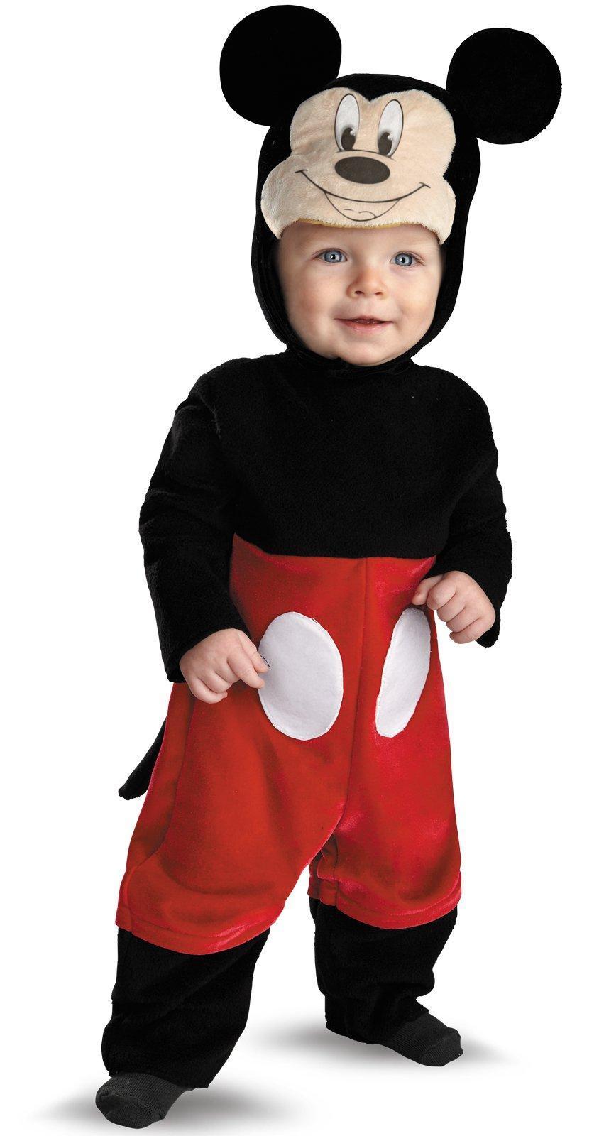 My Disfraz: Disfraz De Mickey Mouse